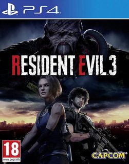 PS4 Resident Evil 3 [USED] (Grade A)