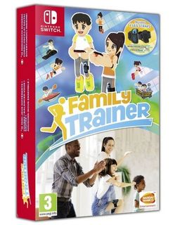 SWITCH Family Trainer 2021 incl. 2 Leg Straps