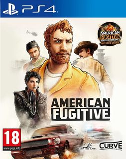 PS4 American Fugitive: State of Emergency