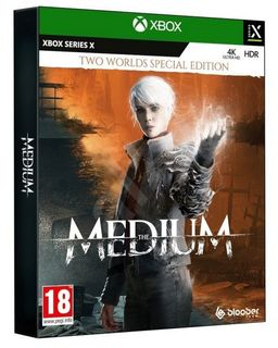 Xbox Series X Medium Two Worlds Special Edition
