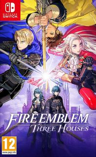 SWITCH Fire Emblem: Three Houses [USED] (Grade A)