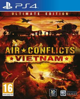 PS4 Air Conflicts: Vietnam Ultimate Edition [USED] (Grade A)