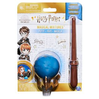 Harry Potter: Magical Mixtures - Magnetic Putty and Wand (Blue)