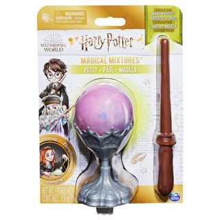 Harry Potter: Magical Mixtures - Magnetic Putty and Wand (Purple)