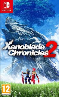 SWITCH Xenoblade Chronicles 2 [USED] (Grade A)
