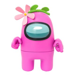 Among Us - Pink Crewmate Action Figure, 18cm