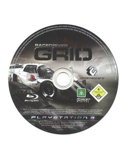 PS3 Race Driver: Grid [USED/NO COVER] (Grade B)