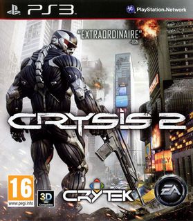 PS3 Crysis 2  [USED] (Grade A)