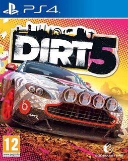 PS4 DiRT 5 [USED] (Grade A)