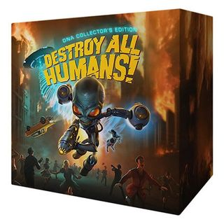 SWITCH Destroy All Humans DNA Collectors Edition