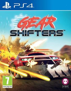 PS4 Gearshifters