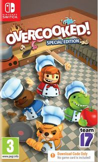 SWITCH Overcooked! Special Edition - Digital Download