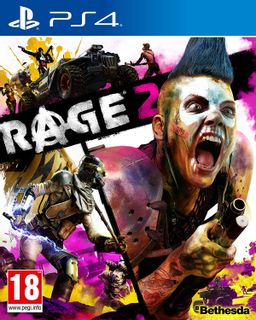 PS4 Rage 2 [USED] (Grade A)