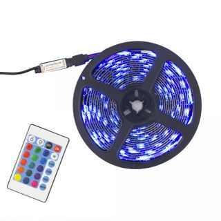 White Shark Helios LED-05 RGB LED strip with remote control