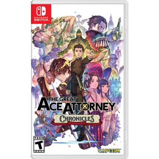 The Great Ace Attorney Chronicles (Import)