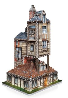 Wrebbit 3D Puzzle - Harry Potter - Weasley Family Home (40970004)