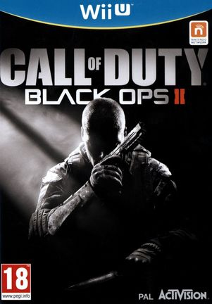 Wii U Call of Duty: Black Ops II