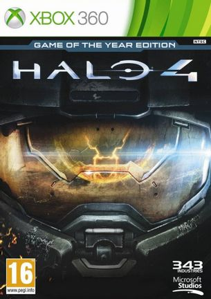 Xbox 360 Halo 4 GOTY Edition - Xbox One Compatible