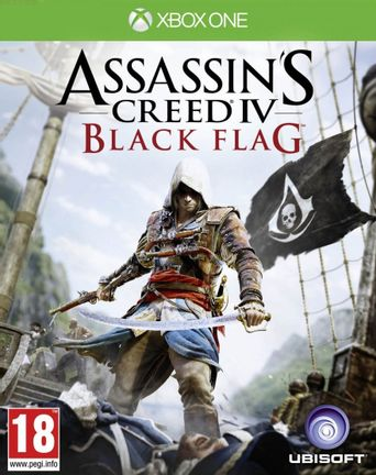 Xbox One Assassin's Creed IV: Black Flag