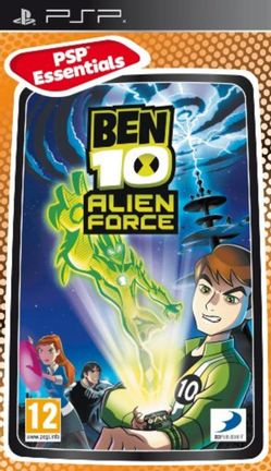 PSP Ben 10: Alien Force