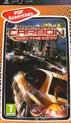 PSP Need for Speed: Carbon - Own The City
