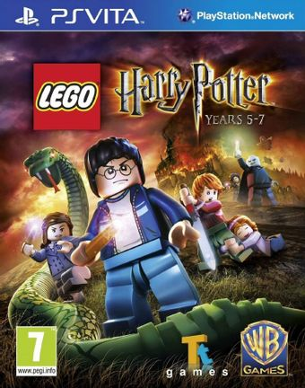 PSV LEGO Harry Potter: Years 5-7