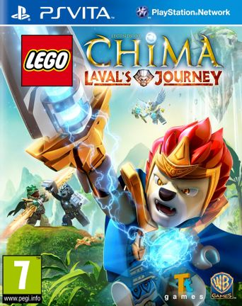 PSV LEGO Legends of Chima: Laval's Journey