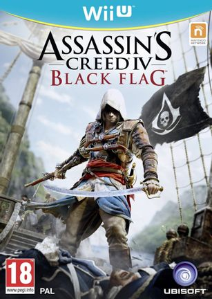 Wii U Assassin's Creed IV: Black Flag