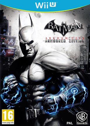 Wii U Batman: Arkham City Armoured Edition