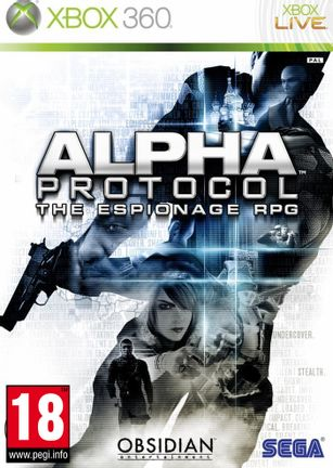 Xbox 360 Alpha Protocol: The Espionage RPG