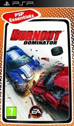 PSP Burnout Dominator
