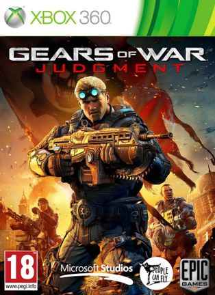 Xbox 360 Gears of War: Judgment - Xbox One Compatible