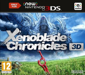 New 3DS Xenoblade Chronicles 3D