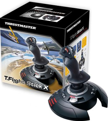 Thrustmaster T.Flight Stick X Joystick (PS3, PC)