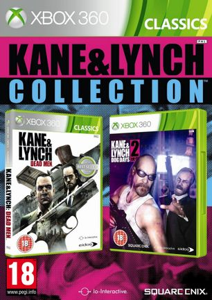 Xbox 360 Kane and Lynch Collection: Dead Man and Dog Days