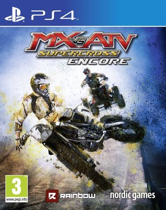 PS4 MX vs ATV: Supercross Encore Edition