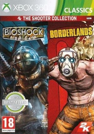 Xbox 360 2K The Shooter Collection: Bioshock and Borderlands