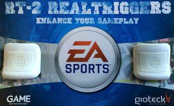 Gioteck Triggers EA Sports (PS3)