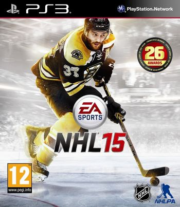 PS3 NHL 15 [USED] (Grade A)