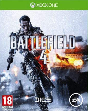 Xbox One Battlefield 4 [USED] (Grade A)