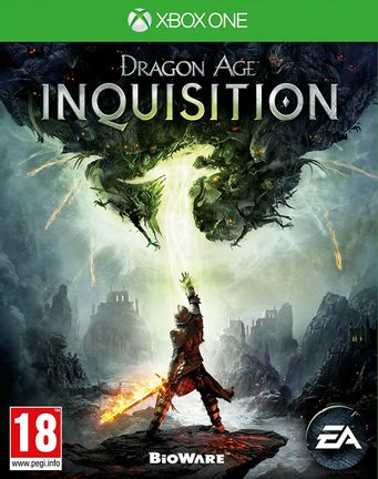 Xbox One Dragon Age: Inquisition [USED] (Grade A)