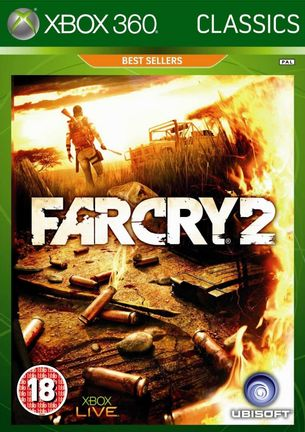Xbox 360 Far Cry 2 - Xbox One Compatible