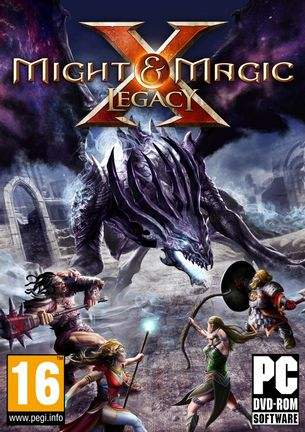 PC Might and Magic Legacy X