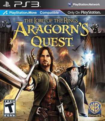 PS3 Lord of The Rings: Aragorn's Quest