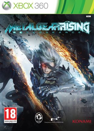 Xbox 360 Metal Gear Rising: Revengeance - Xbox One Compatible