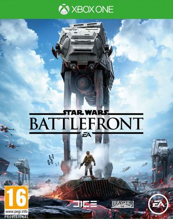 Xbox One Star Wars: Battlefront [USED] (Grade A)