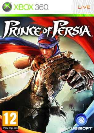 Xbox 360 Prince of Persia - Xbox One Compatible