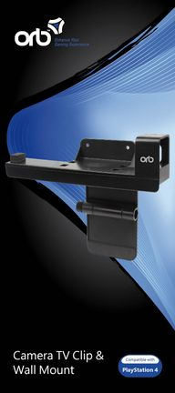 ORB Playstation Camera TV Clip and Wall Mount (PS4)