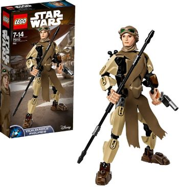 LEGO Star Wars: The Force Awakens - Rey 75113