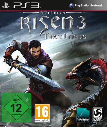 PS3 Risen 3: Titan Lords First Edition